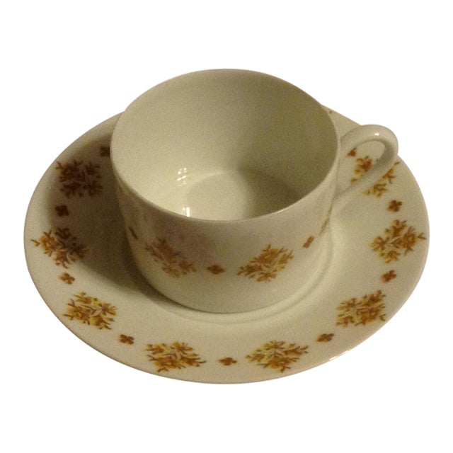 Limoges Demitasse Cups & Saucers - Set of 6 - Image 2 of 7