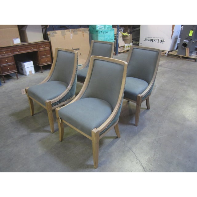 Empire Dining Chairs - Set of 4 - Image 2 of 7