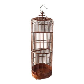 Collapsible Bird Cage