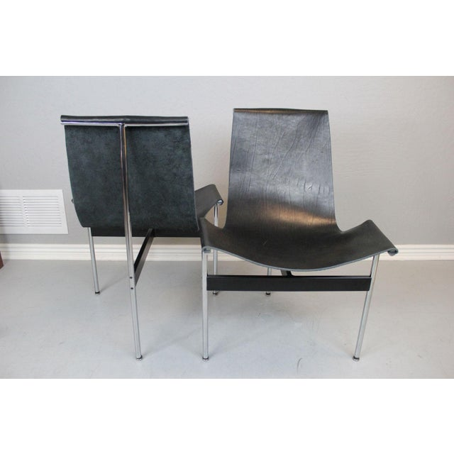 William Katavolos T-Sling Chairs - Pair - Image 3 of 7