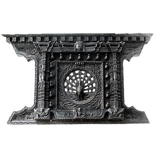 18th Century Nepalese Temple Carving