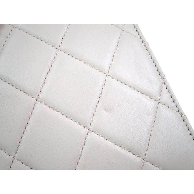 Image of Chanel Single Flap Lambskin Bag