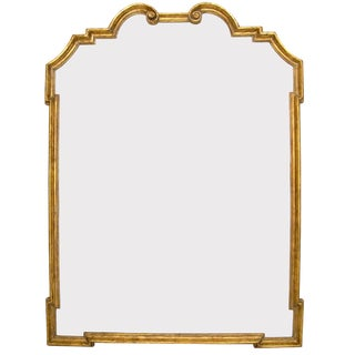 Italian Gilt-wood Designer Mirror by Randy Esada Designs for PROSPR