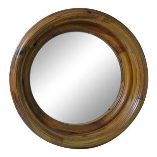 Monumental Ralph Lauren Porthole Mirror