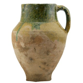Vintage Glazed Earthenware Pottery
