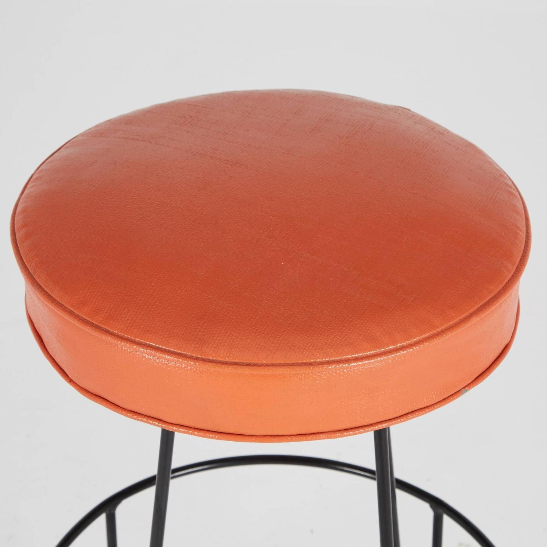 Restored Frederick Weinberg Iron Bar Set 5 Chairish