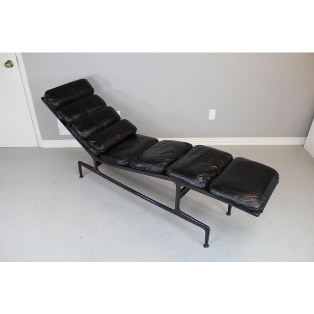 billy wilder chaise lounge chair by charles eames chairish. Black Bedroom Furniture Sets. Home Design Ideas