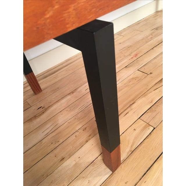 Image of Danish Modern Johs Aasbjerg Teak Bench