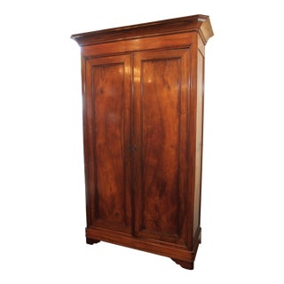 Louis Philippe Style Armoire