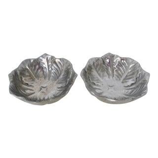 Aluminum Alloy Bowls - a Pair