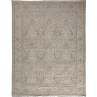 """Oushak Hand Knotted Area Rug - 8'0"""" X 10'1"""""""