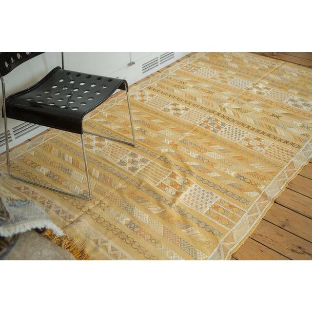 Moroccan Kilim Rug - Image 3 of 6