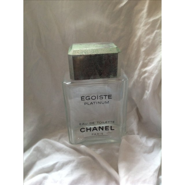 Very Large Chanel Factice Bottle - Image 2 of 3
