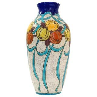 Charles Catteau vase for Boch Freres La Louviere