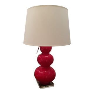 Robert Abbey Triple Gourd Table Lamp