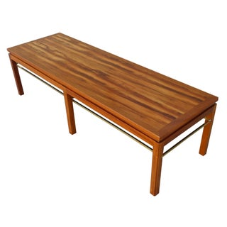 Rosewood Coffee Table by Edward Wormley for Dunbar
