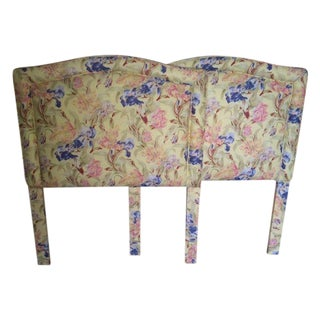 Upholstered Twin Headboards - A Twin Size Pair
