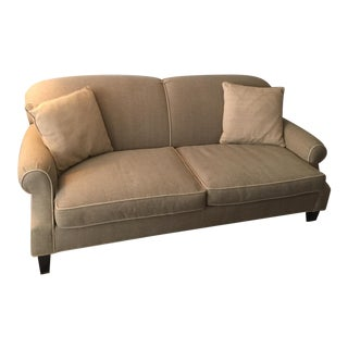 Crate & Barrel Apartment Sofa