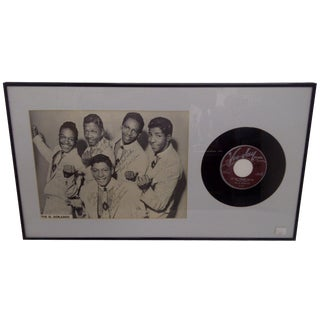 The El Dorados Autographed Photo & Record
