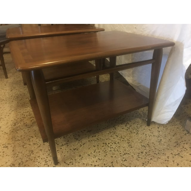 Lane Acclaim End Tables - A Pair - Image 3 of 5