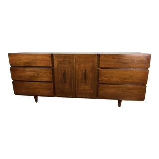 American of Martinsville Kent Coffey Nine Drawer Dresser