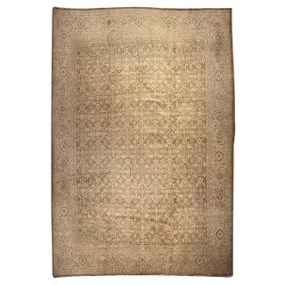 Early 20th Century Tabriz Rug
