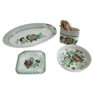 Mason's Paynsley Tableware Set - 4 Pieces