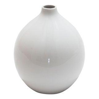 White West Elm Vase
