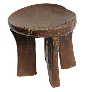 Dogon Tribal Stool