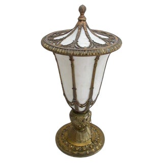 Early 20th Century Table Lamp