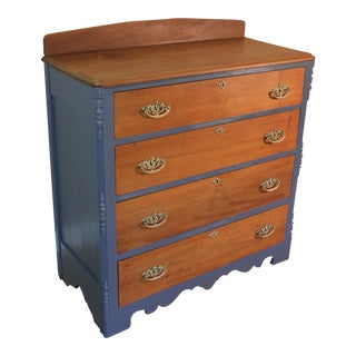 1930s Vintage Chest of Drawers