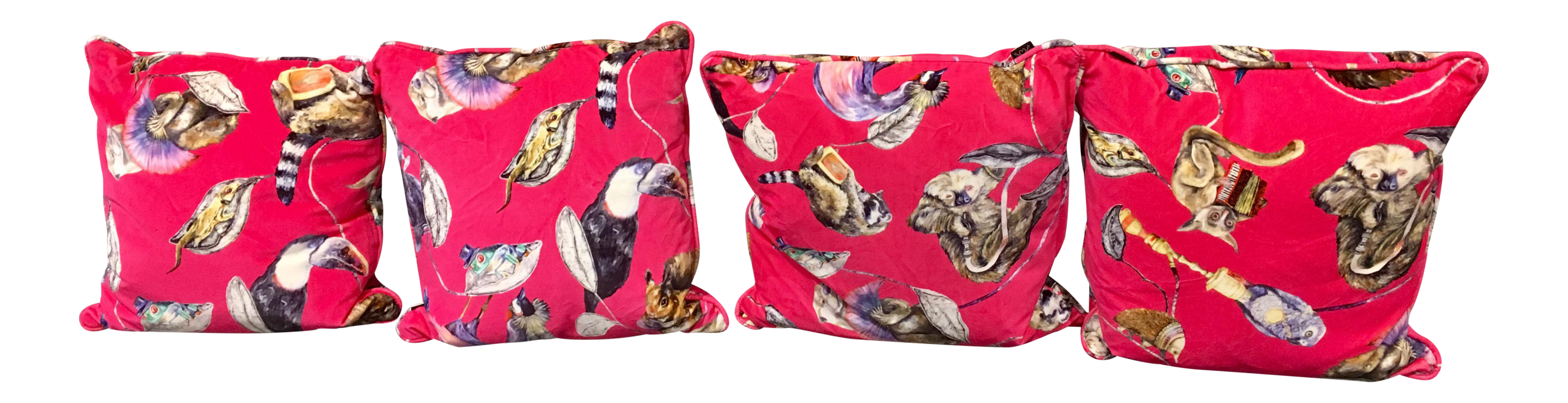 house of hackney empire throw pillows set of 4
