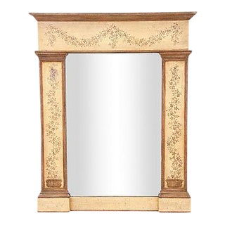 Trumeau French Empire-Style Mirror