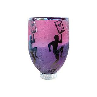 Monumental Art Glass Vessel by Duncan McCellan