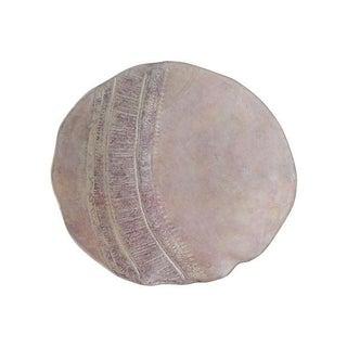 Handmade Large Decorative Plate