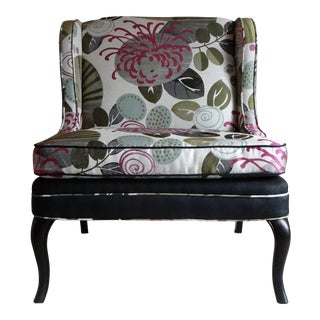 Vintage Slipper Chair