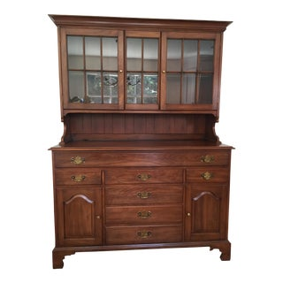 Henkel Harris Cherry China Cabinet