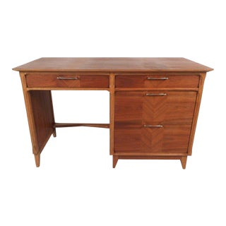 "Mid-century Modern Desk by Kent Coffey ""The Beverly"""