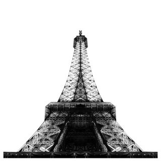 Eiffel Tower At Night Limited Edition Photograph