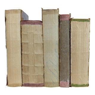 Deconstructed Antique Books, S/5