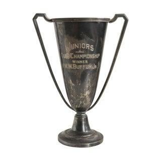 Loving Cup Trophy:  Club Championship Winner