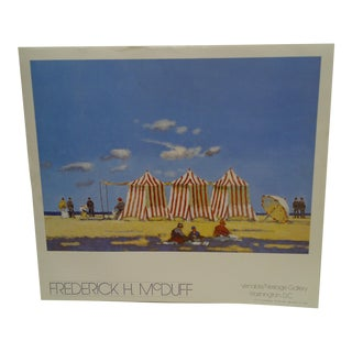 Frederick H. McDuff Gallery Poster