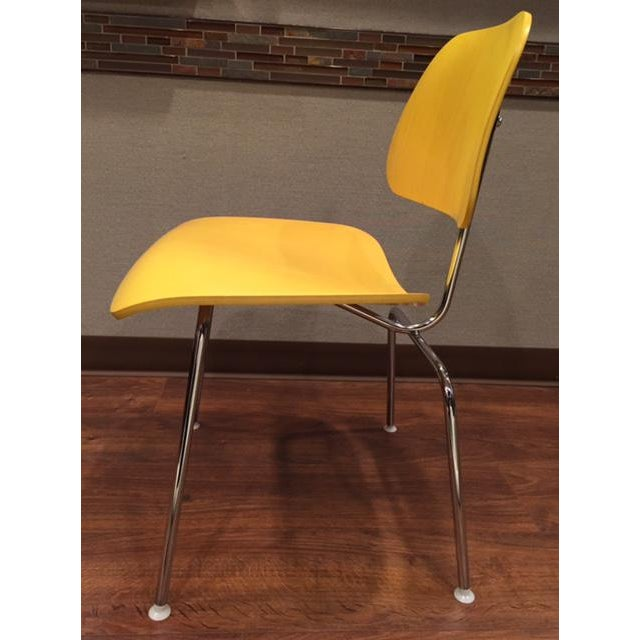 Eames Plywood Dining Chair By Herman Miller Chairish