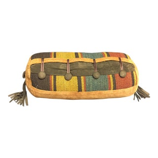 Southwestern Bolster Pillow