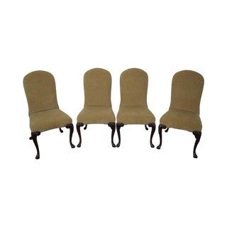 Ferguson Copeland Queen Anne Side Chairs - Set of 4