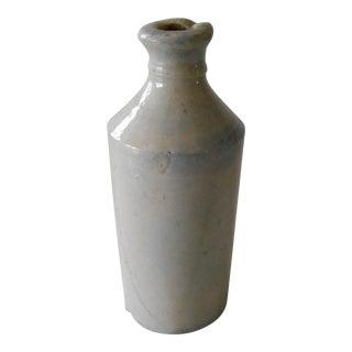 Antique Salt Glaze Bottle