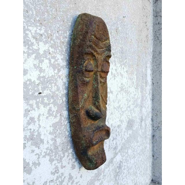 Stone Tiki Head - Image 3 of 3