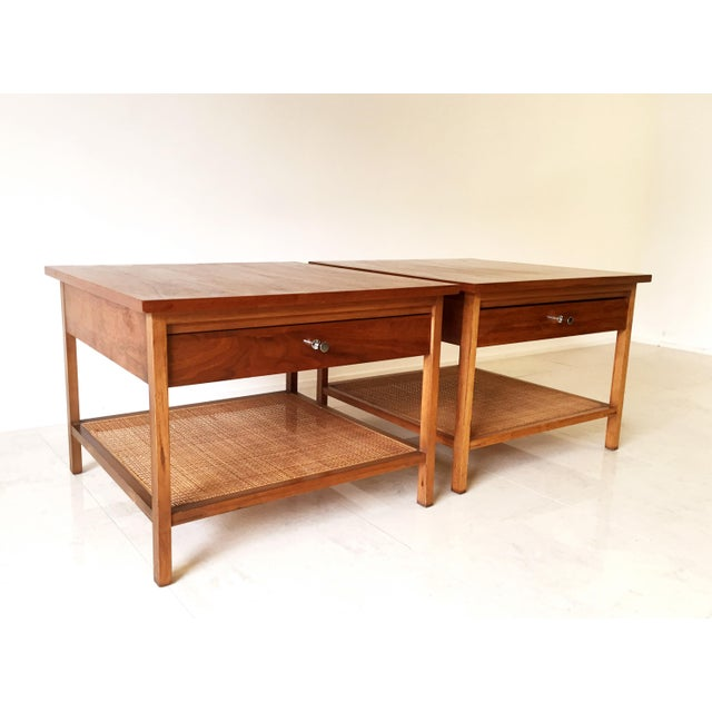 """Paul McCobb """"Delineator"""" Series Tables - A Pair - Image 3 of 8"""