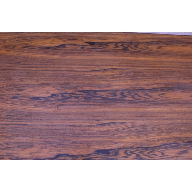 Danish Mid Century Rosewood Coffee Table - Image 5 of 5