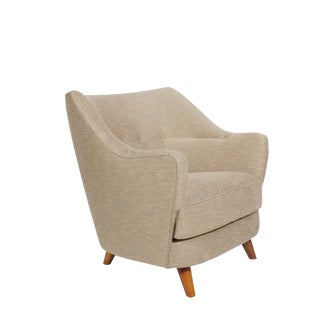 Lounge Chair in the Manner of Gio Ponti